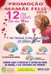 Promoção Mamãe Feliz 2019 - Participe!!!