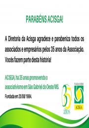ACISGA 35 ANOS