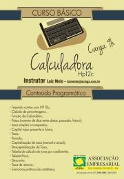 CURSO BÁSICO CALCULADORA HP12c