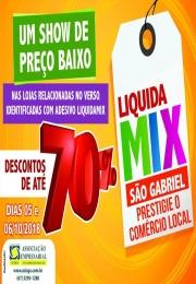 LIQUIDAMIX 05 E 06 DE OUTUBRO